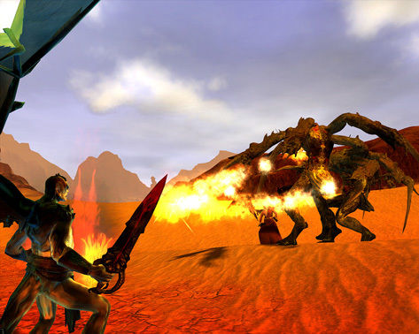 Funcom unveil Age of Conan MMO beta date, FilePlanet users only