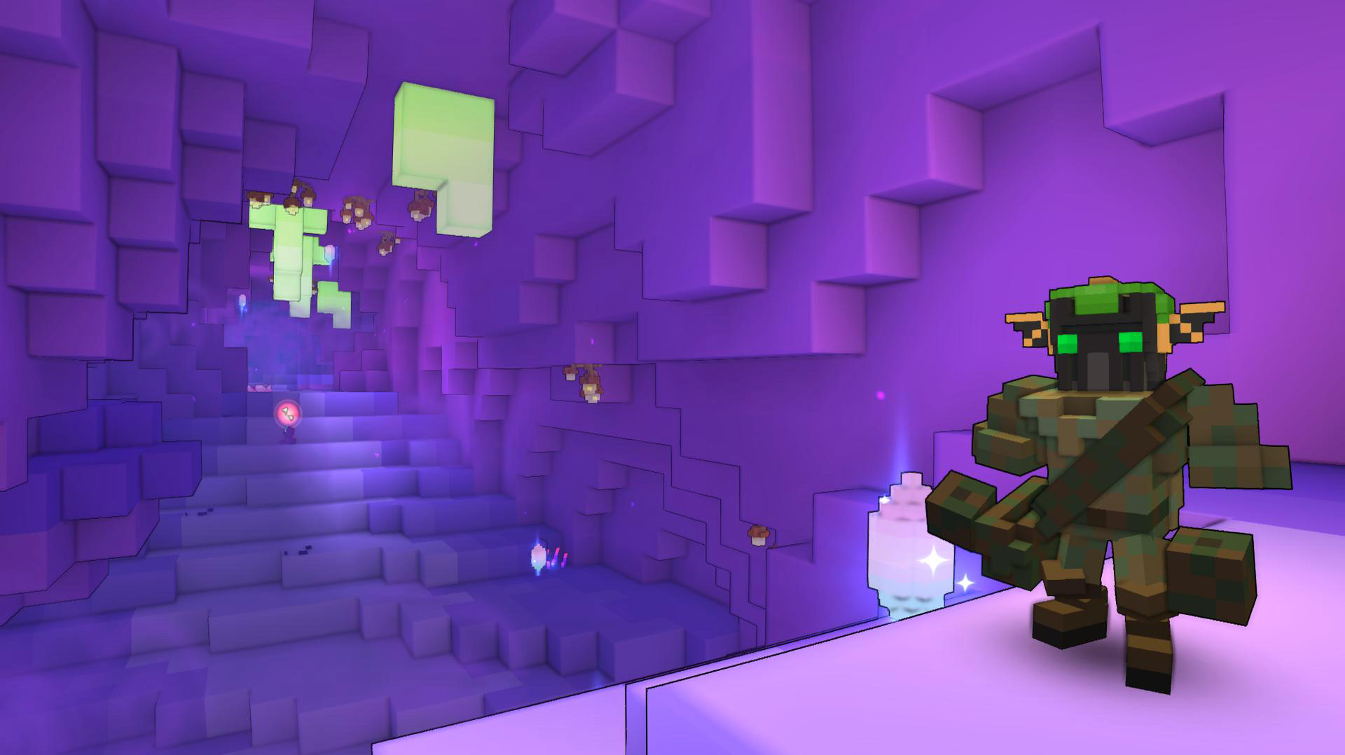 Trove Geode Expansion Launches On 26th June | GameWatcher