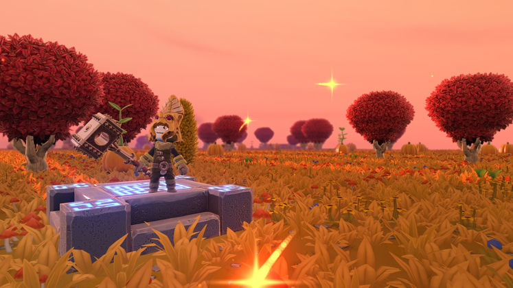 Portal Knights Creator's Update Released