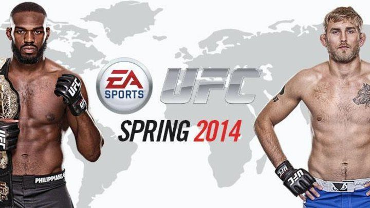 Cover athletes finalised for EA Sports UFC