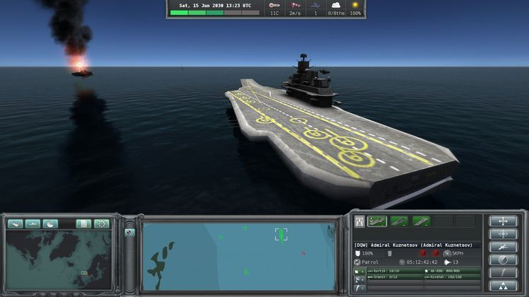 Naval War: Arctic Circle demo released