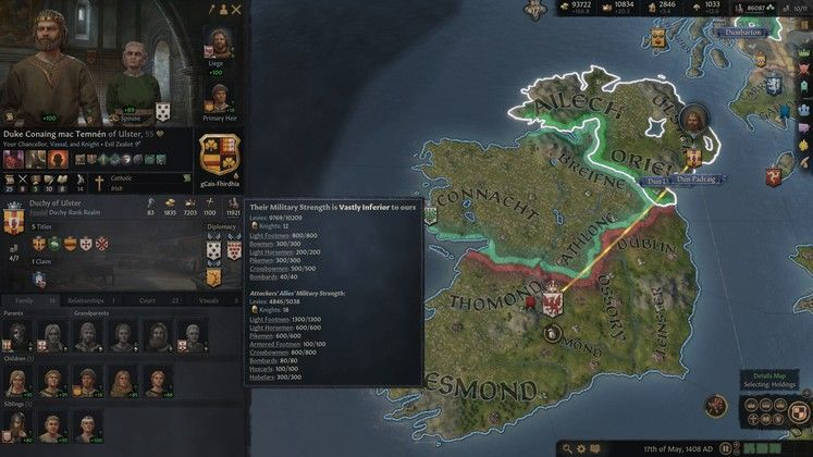 Crusader Kings 3 Faction Guide