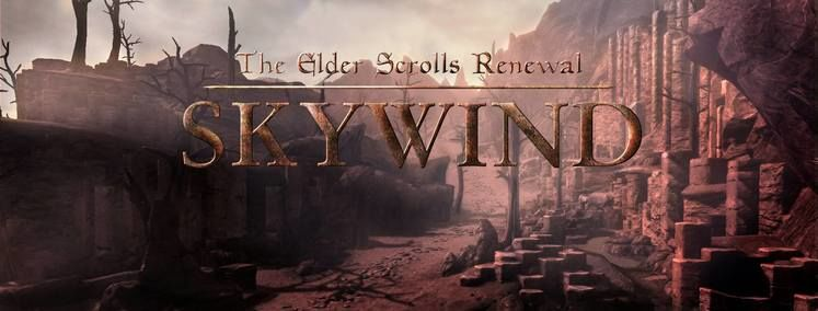 Skywind gets an Official Story Trailer