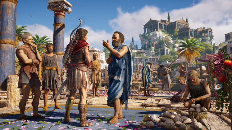 Ubisoft Clamps Down on XP Farming in Assassins Creed Odyssey Story Creator