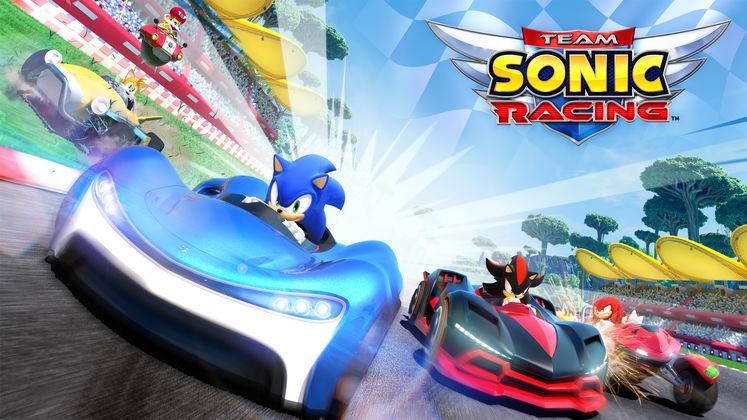 Team Sonic Racing E3 2018 Trailer