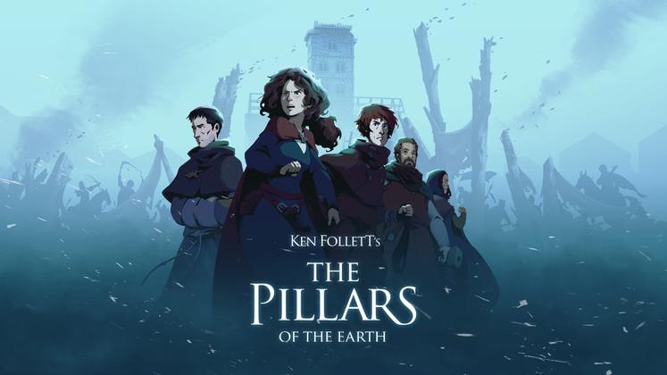 Ken Follett's Pillars Of The Earth Continues On December 13
