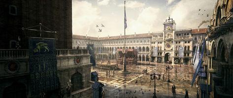 Assassin's Creed 2 team