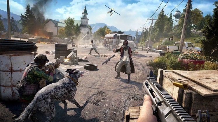 Ubisoft CEO on Politics in Games: