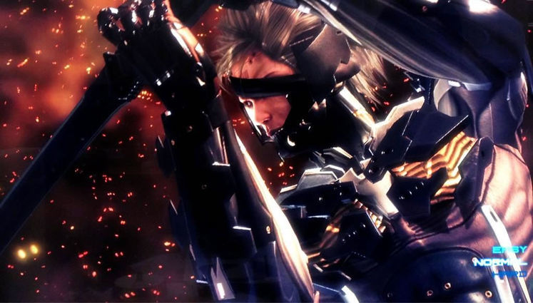 Metal Gear Rising: Revengeance demo now up on Marketplace, PSN