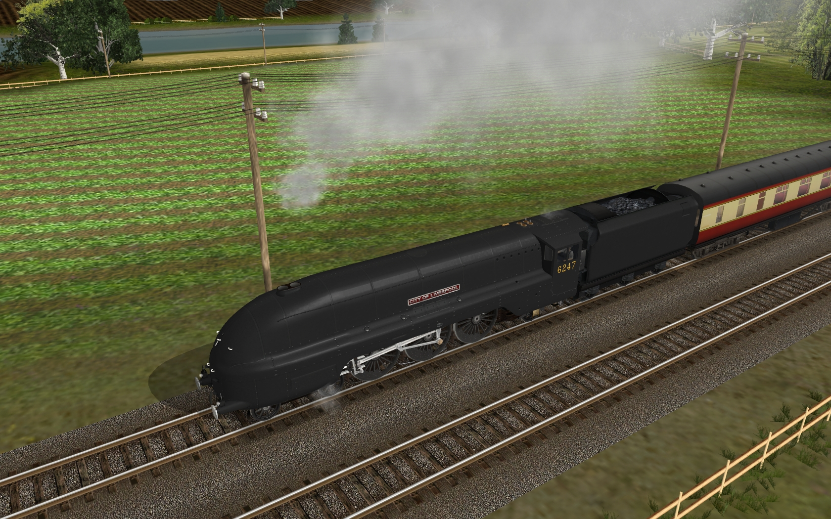 The Trainz Bundle offers all the trainz for just $3 99