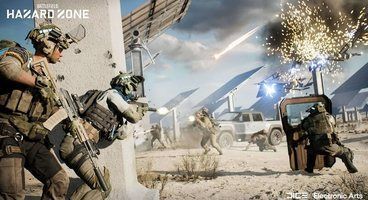 Battlefield 2042's Hazard Zone Is A Squad-Based PvPvE Mode That Supports Up to 32 Players