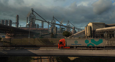 Euro Truck Simulator 2 - Italia DLC Is Out Next Week