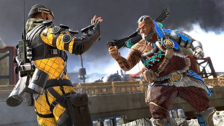 Apex Legends Iron Crown Event Update Patch Notes