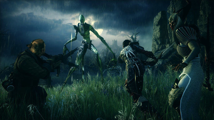 Check out nearly ten minutes of in-game Dragon Age: Inquisition footage
