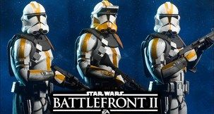 Star Wars Battlefront II is Undoing its Terrible New Clone Wars Trooper Skins
