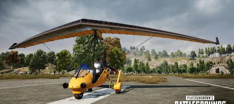 PUBG Getting New Motor Glider Today