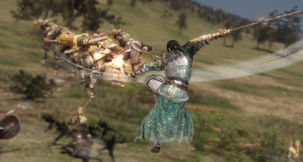 Due Early 2018 Combat Should Feel More Fluid With The New 'State Combo' System Of Dynasty Warriors 9