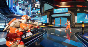Free-to-play FPS Splitgate: Arena Warfare Blasts Onto Steam