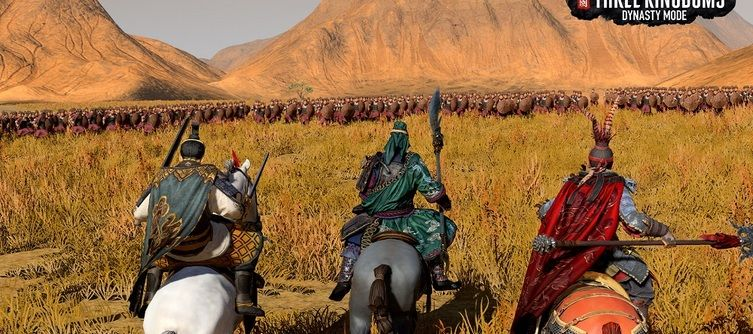 Total War: Three Kingdoms Gets Free Horde-style Dynasty Mode