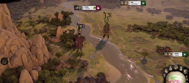 Total War: Three Kingdoms - Fates Divided Chapter Pack Announced, Launches Next Month