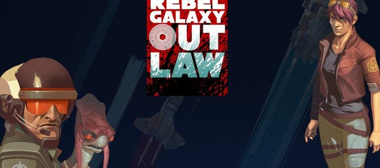 Rebel Galaxy Outlaw Introduces Drifting and Sub-Light Travel
