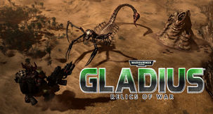 Slitherine announces Warhammer 40,000 4X Strategy game Gladius - Relics of War [UPDATE: Live Stream Today At 7PM GMT!]