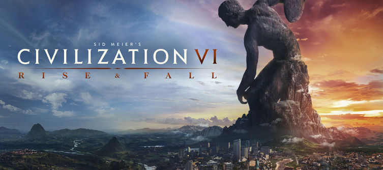 Rise and Fall, the first Expansion Pack for Civilization VI, will be out February 8