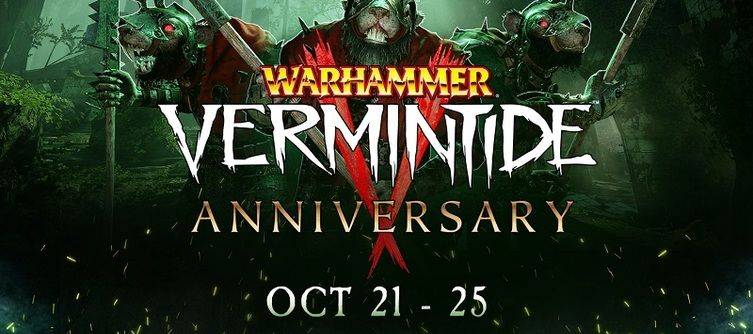 Fatshark Celebrates Vermintide's Fifth Anniversary With A Free Megalodon Hat, Community Challenge and Discounts