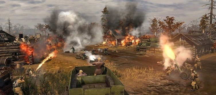 Company of Heroes 2 and Ardennes Assault Expansion Free To Download And Keep Forever on Steam
