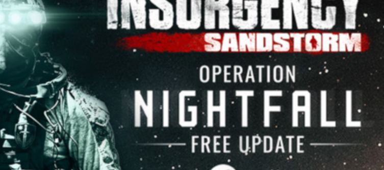 Insurgency: Sandstorm's biggest free update yet brings Operation: Nightfall