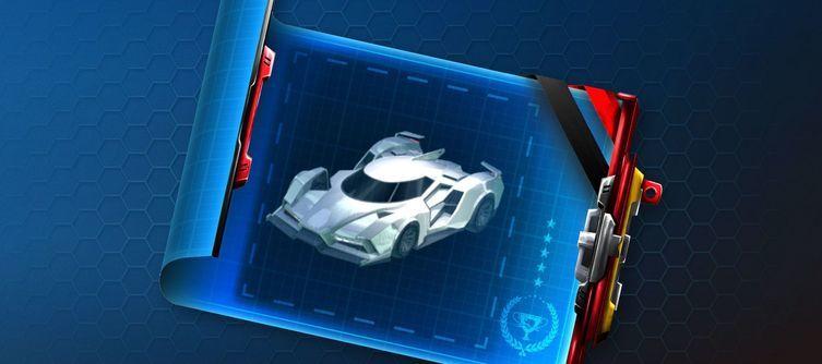 Rocket League Blueprint System Revealed Alongside Final Vindicator Crate