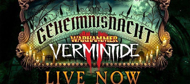 Warhammer: Vermintide 2 Geheimnisnacht Halloween 2020 Event Now Live