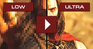 Conan Unconquered - Low vs Ultra Graphics [Gameplay Comparison]
