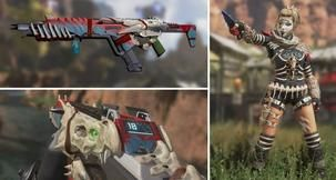 Apex Legends New Wraith Skin - How to Get Night Terror Wraith