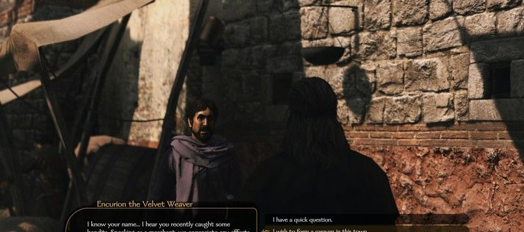 Mount and Blade 2: Bannerlord Caravans - How to Buy Them