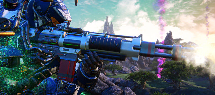 PlanetSide Arena Closed Beta Test Launch Times - Founders Season