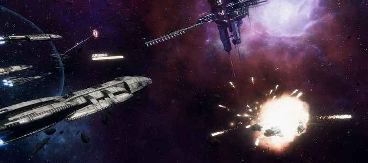 Battlestar Galactica Deadlock: Ghost Fleet Offensive DLC Launches Later This Month