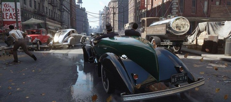 Mafia: Definitive Edition Patch Notes Reveal Free Ride Content and Noir Mode in First Update