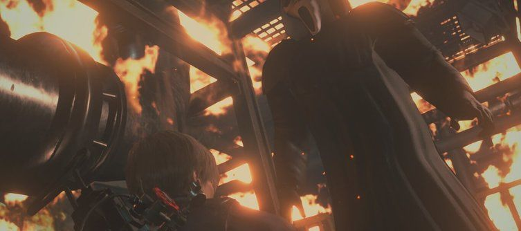 Resident Evil 2 Remake Mod Turns Mr. X Into Ghostface from Scream