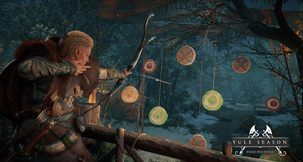 Assassin's Creed Valhalla Yule Festival Bugs Turn Eivor Into a Drunk, Mess Up Quest Markers
