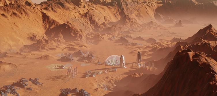 Surviving Mars Shuttle Hub Creation Guide