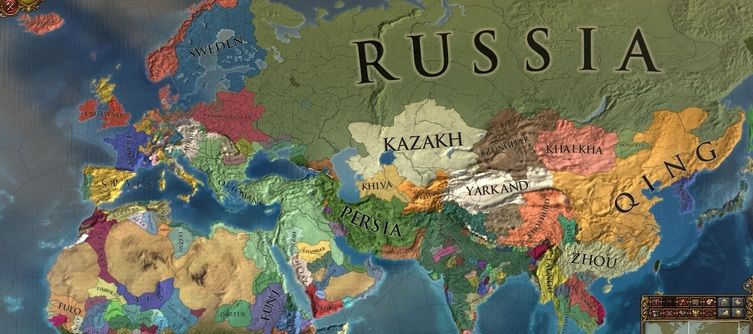Paradox Interactive Humble Bundle Sale - EUIV and Age of Wonders 3 for $1