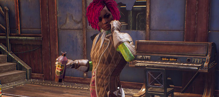 The Outer Worlds Romance Options - Can you date companions?