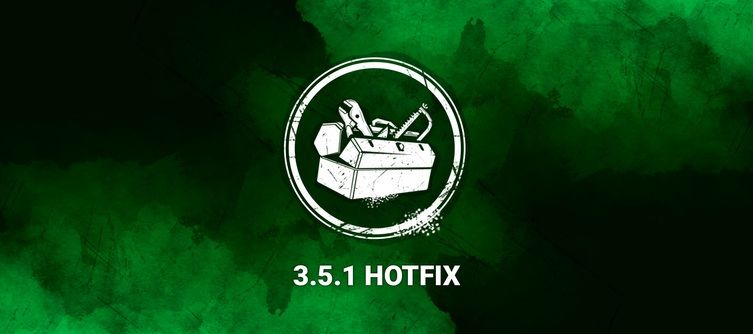 Dead by Daylight Patch Notes - Update 3.5.1