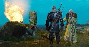 The Witcher 3 - Forefathers' Eve Quest Guide