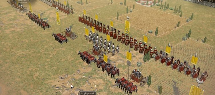 Rise of Persia DLC Released for Field of Glory II