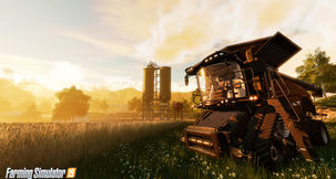Farming Simulator 19 First In-Game Screenshot Revealed, Huge Announcement at E3 2018