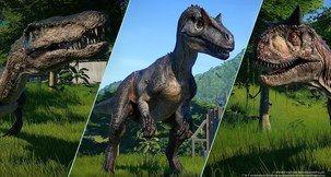 Jurassic World Evolution - Patch Notes - Fallen Kingdom Dinosaur Update