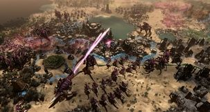 Warhammer 40,000: Gladius - Relics Of War Gets Playable Tyranids In January