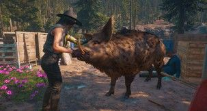 Far Cry New Dawn Horatio - How to Get the Boar Ally